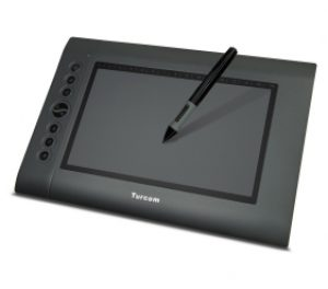 Turcom TS 6610 Graphic Tablet Drawing