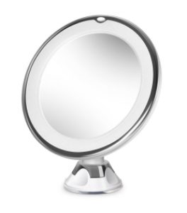 Beautural 10X Magnifying Lighted Mirror
