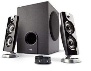 Cyber Acoustics-2.1 Computer Speaker