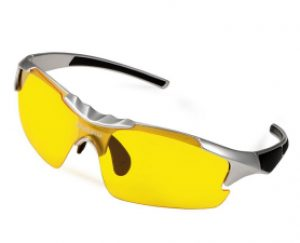 Duduma Yellow Night Vision Polarized Sunglasses