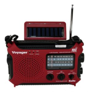 Kaito KA500RED Radio
