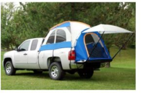 PickUp Bed Tent Main