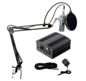 TONOR 3.5mm XLR Condenser Microphone 2