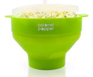Colonel Popper Microwave Popcorn