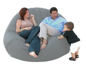 Cozy Sack 7 Feet Bean Bag