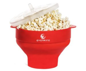 EverKing Microwave Popcorn Popper