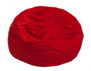 Flash Furniture Oversized Bean Bag