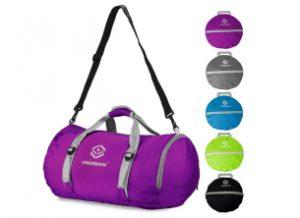 Foldable Sports Duffel Gym