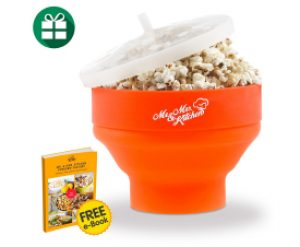 Mr.&Mrs.Kitchen Pop Corn Maker