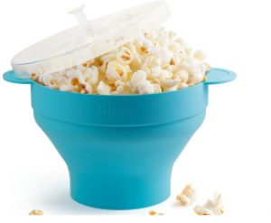 Silicone Microwave Popcorn