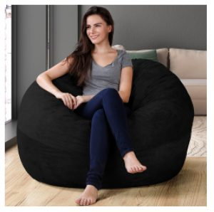 Pleasant Top 10 Best Bean Bag Chairs For Adults Topreviewhut Beatyapartments Chair Design Images Beatyapartmentscom