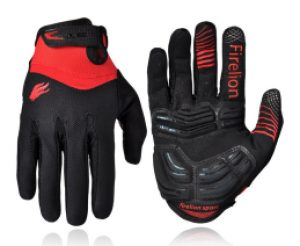 FIRELION Unisex Outdoor Gel Gloves