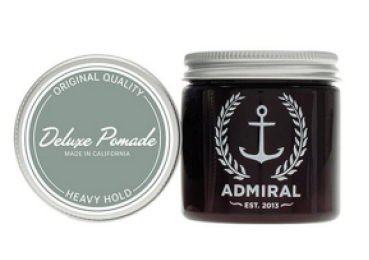 Admiral Deluxe Heavy Pomade