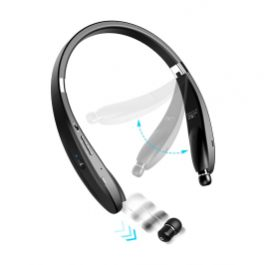 Levin Foldable Bluetooth Headset