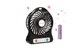 Best Battery Operated Fans – Buyer's Guide 2017
