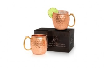 Best Moscow Mule Copper Mugs – Buyer's Guide 2017